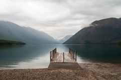 Nelson Lakes National Park New Zealand Royalty Free Stock Photos