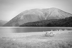 Nelson Lakes Royalty Free Stock Image