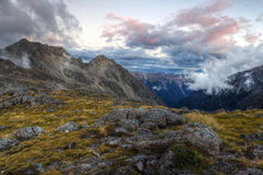 Nelson Lakes, New Zealand Stock Images