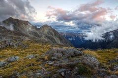 Nelson Lakes Nya Zeeland arkivbilder