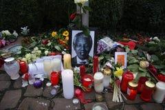 Nelson Mandela Images libres de droits