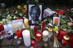 Nelson Mandela Photographie stock libre de droits