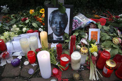 Nelson Mandela Lizenzfreie Stockfotografie