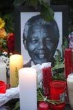Nelson Mandela Stockfotografie