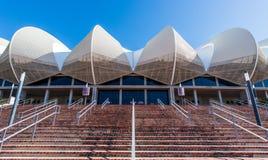 Nelson Mandela Bay Stadium Południowa Afryka Obrazy Royalty Free