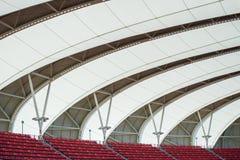 Nelson Mandela Bay Stadium zadasza Południowa Afryka Zdjęcia Royalty Free