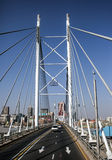 Nelson Mandela Bridge. In Johannesburg Royalty Free Stock Photography