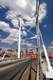 Nelson Mandela Bridge, Johannesburg, SA Royalty Free Stock Photos
