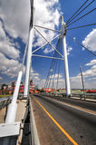 Nelson Mandela Bridge, Johannesburg, SA Royalty Free Stock Photography