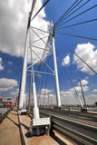 Nelson Mandela Bridge - Johannesburg, South Africa Stock Photography