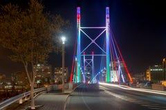 Nelson Mandela Bridge - Johannesburg, South Africa Stock Photo