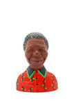 Nelson Mandela fridge magnet Royalty Free Stock Image