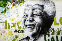 Nelson Mandela Royalty Free Stock Photography