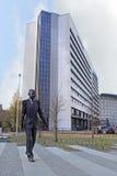 Nelson Mandela monument Arkivfoton