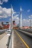 Nelson Mandela most - Johannesburg, Południowa Afryka Zdjęcie Royalty Free