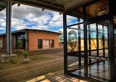 Nelson Mandela Museum i Qunu Royaltyfria Bilder