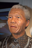 Nelson Mandela, Singapore. Nelson Mandela, freedom fighter and South African hero Royalty Free Stock Photo