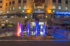 Nelson Mandela Square Royalty Free Stock Photography