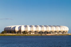 Nelson Mandela Stadium Stock Photography