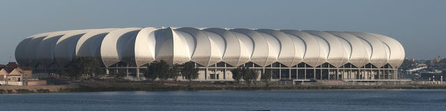 Nelson Mandela Stadium , Porth E Stock Photography