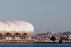 Nelson Mandela Stadium , Porth Elizabeth Stock Photos