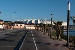 Nelson Mandela Stadium , Porth Elizabeth Royalty Free Stock Photography