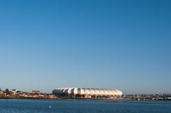 Nelson Mandela Stadium , Porth Elizabeth Stock Images