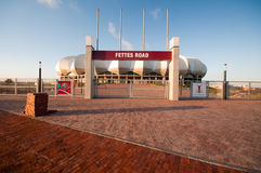 Nelson Mandela Stadium , Porth Elizabeth Royalty Free Stock Images