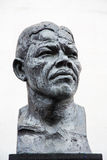 Nelson Mandela statue Royalty Free Stock Images