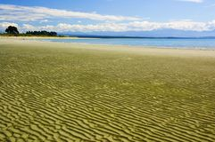 nelson na plaży Obraz Royalty Free