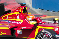 Nelson Piquet Jr Royalty Free Stock Photo