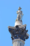 Nelson's Column Royalty Free Stock Photos