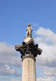Nelson's Column Royalty Free Stock Image