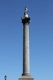 Nelson's column, London Stock Image