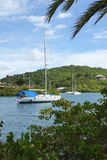 Nelsons Dockyard, Antigua and Barbuda, Caribbean Royalty Free Stock Image