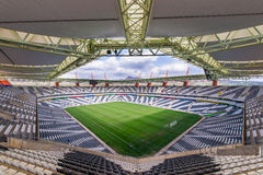 Nelspruit Mbombela Stadium South Africa. Nelspruit Mbombela world cup Stadium South Africa Royalty Free Stock Image