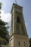 Nemșa fortified church Royalty Free Stock Image