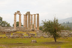 Nemea Ancient Site Royalty Free Stock Image
