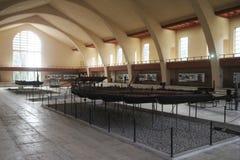 Nemi rzymski statek fotografia stock