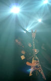 Nemico dell'arco sulla sala da concerto 2012 di Razzmatazz di Barcellona Foto presa sopra: 27 ottobre 2012 Fotografie Stock