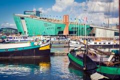 Nemo in Amsterdam Stockfotos