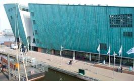 NEMO museum, Amsterdam, Stock Photos