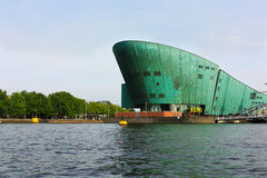 NEMO Museum - Amsterdam Royalty Free Stock Images