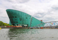 The Nemo Museum in Amsterdam. Stock Images