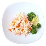 Nemo salad Stock Image