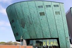 NEMO Science Center. Amsterdam Royalty Free Stock Photos