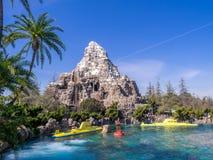 Nemos ubåtresa, Tomorrowland royaltyfri bild