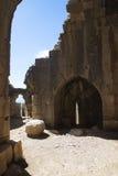 Nemroda fortecy ruin brama obrazy royalty free