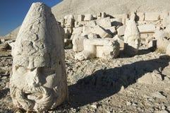 nemrut αγάλματα Στοκ φωτογραφία με δικαίωμα ελεύθερης χρήσης