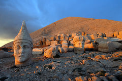 Nemrut Dag Stockfotos